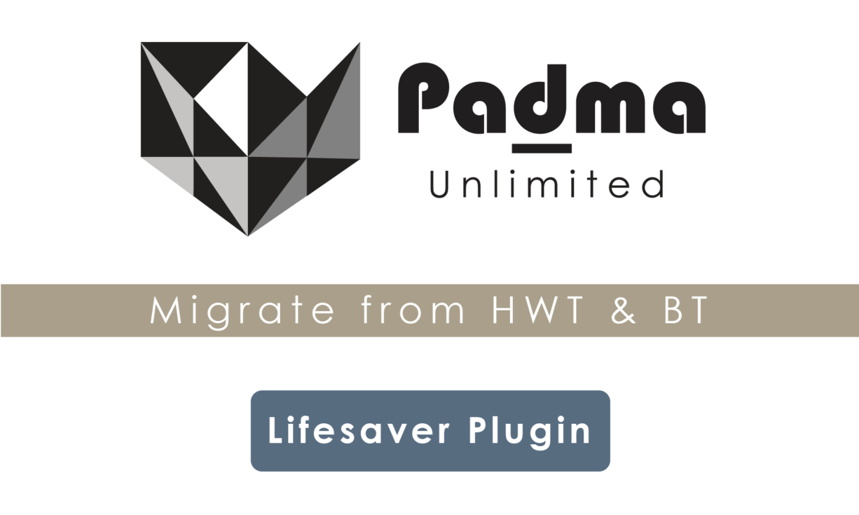 Website migration from headway themes 3 8 x to padma for Builders unlimited