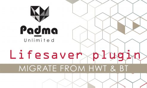 HeadwayThemes/BloxTheme to Padma | Unlimited Migration.