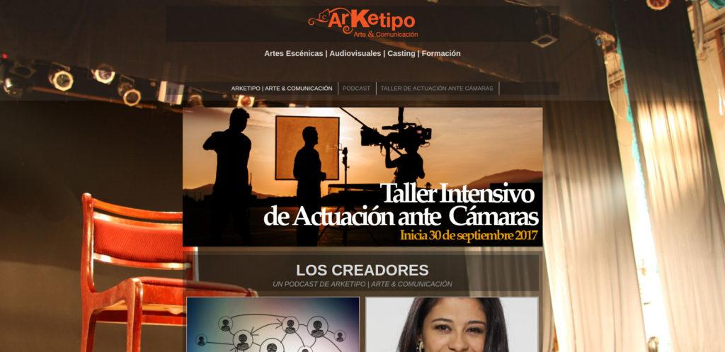 Arketipo | Arte y Producción