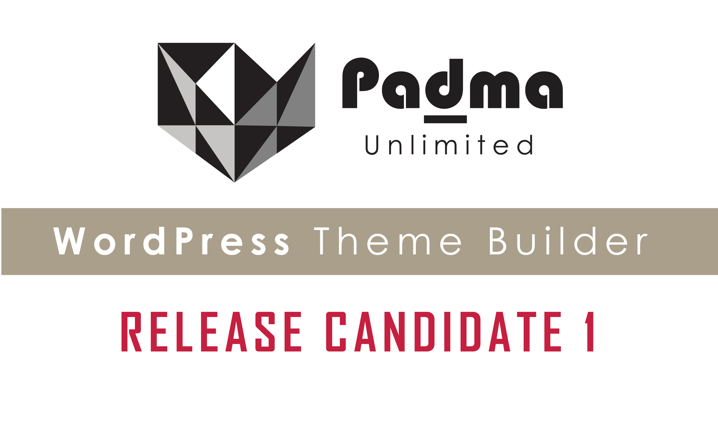 Padma Unlimited RC1 (release candidate 1)