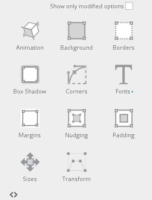 Padma | Unlimited - Visual Editor Tools