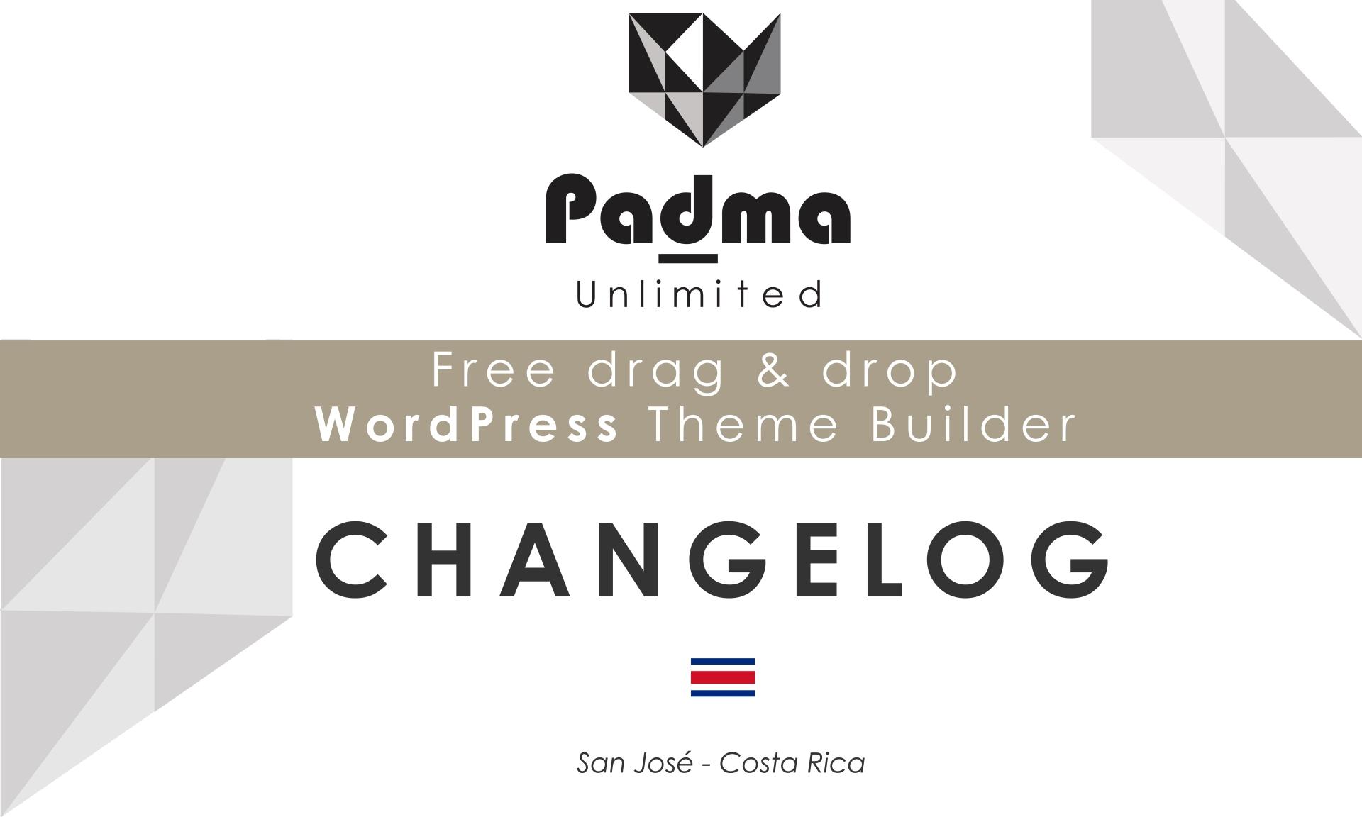 Changelog > Padma | Unlimited