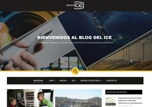 Blog Grupo ICE