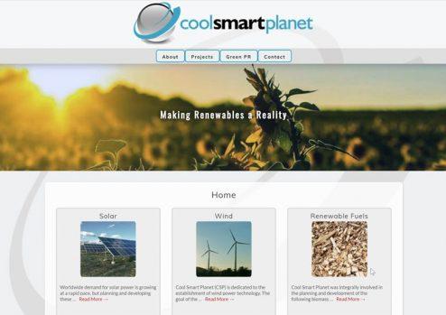 Cool Smart Planet