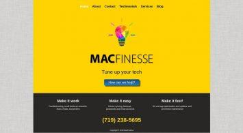 MacFinesse