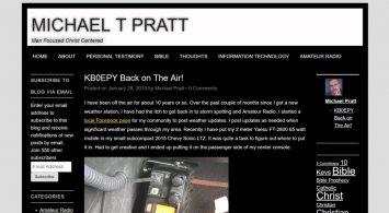 Michael T Pratt