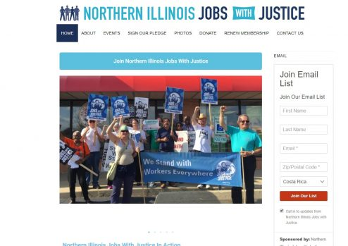 Northern Illinois Jobs With Justice