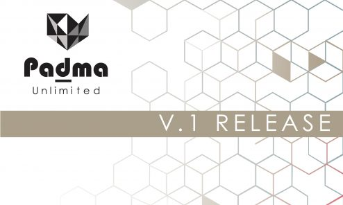 Padma | Unlimited version 1 release