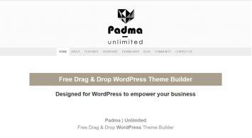 Padma Unlimited Website