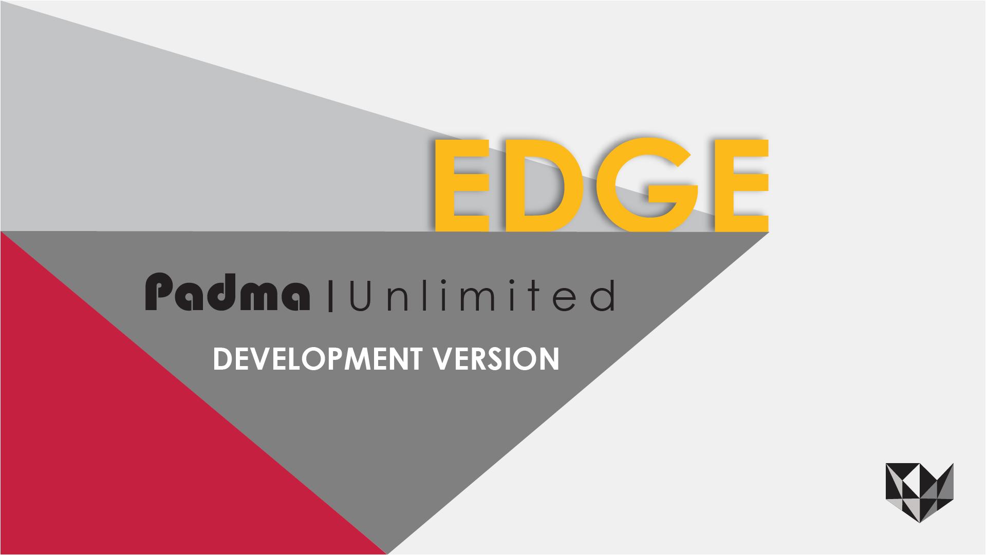 EDGE version ►Padma  | Unlimited Theme