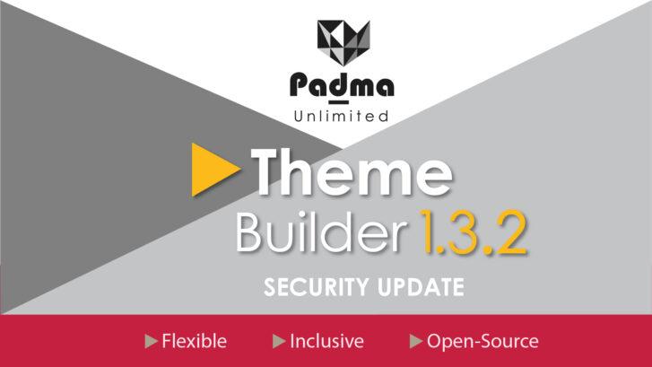 Padma Theme 1.3.2 RELEASE DATE